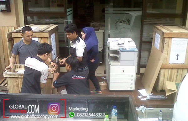 Jual Mesin Photocopy Canon