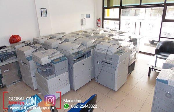 Mesin Fotocopy Rekondisi Tetap Diminati