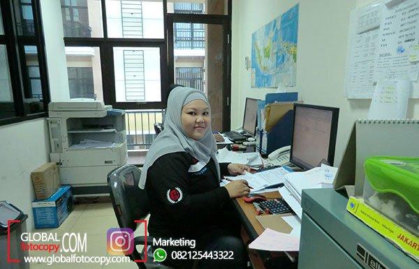 Sewa Mesin Fotocopy di Jakarta Timur
